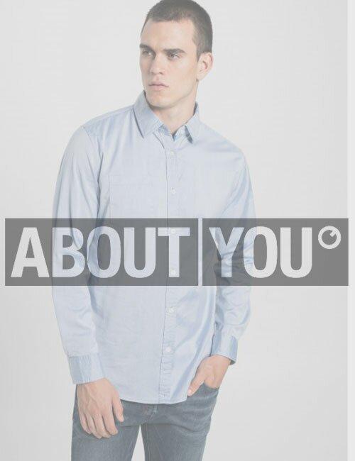мужская рубашка AboutYou