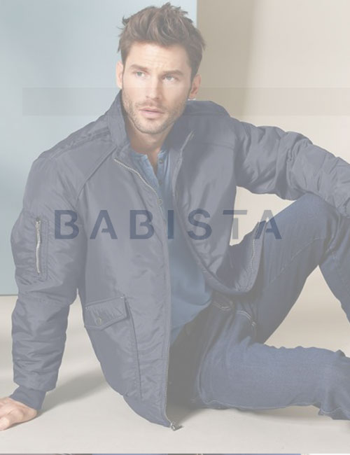 Мужская куртка Babista (Бабиста)