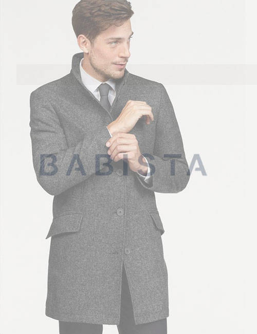 Мужскре пальто Babista (Бабиста)