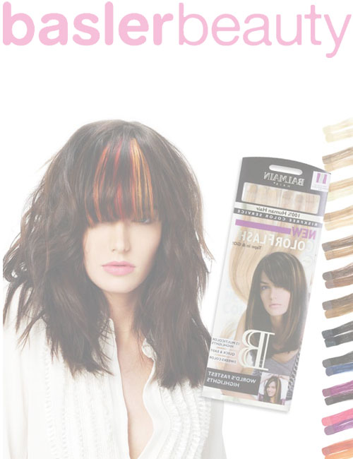 Женская краска для волос Basler