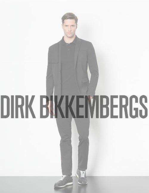 Мужской костюм Dirk Bikkembergs (Дирк Биккембергс)