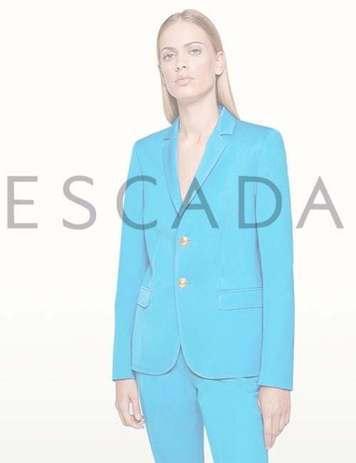 женский брючный костюм Escada (Эскада)