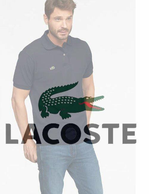 Мужское поло Lacoste (Лакост)