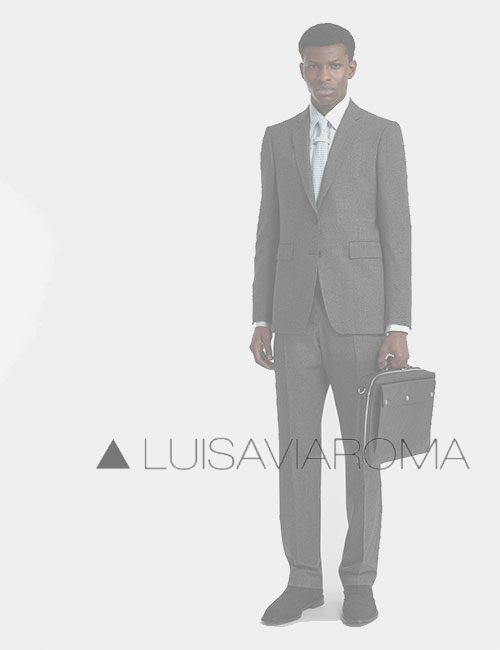 мужской костюм LuisaViaRoma (ЛуизаВиаРома)