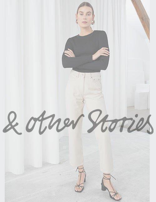 женские брюки & Other Stories