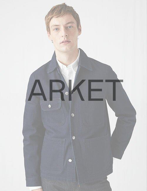 мужской жакет Arket (Аркет)