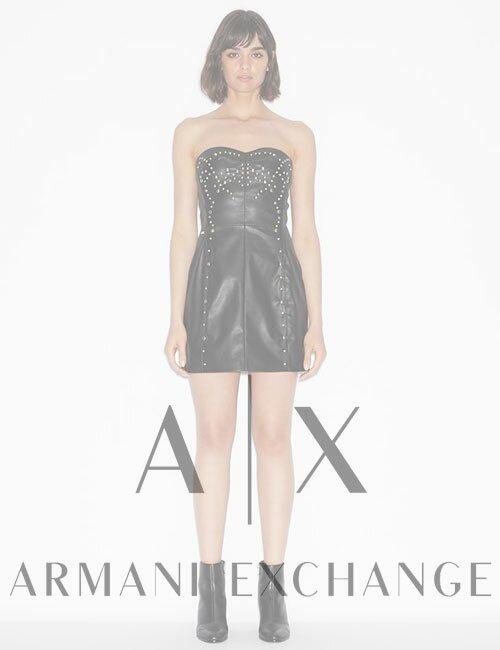 Женское платье Armani Exchange