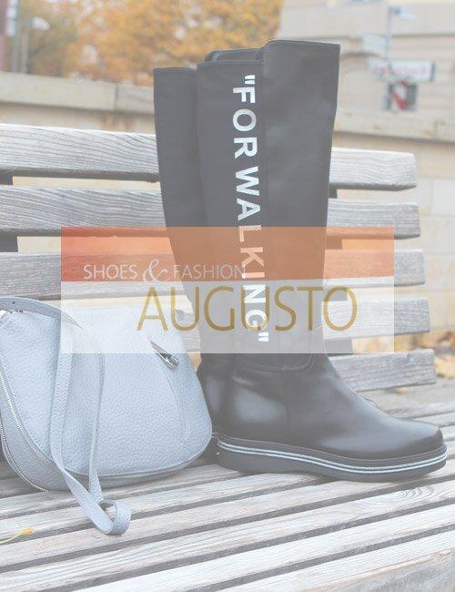 женская итальянская обувь Augusto