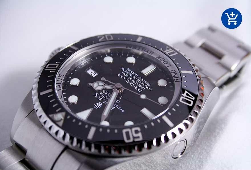 часы Rolex история