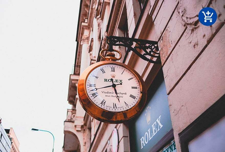 история часов Ролекс