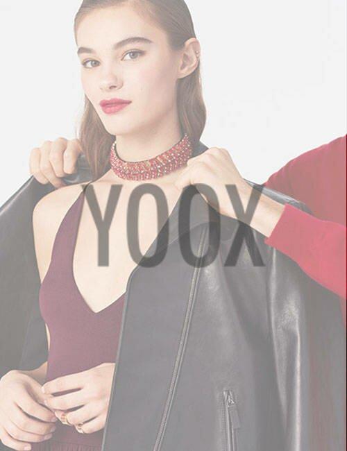 Девушка в модной одежде